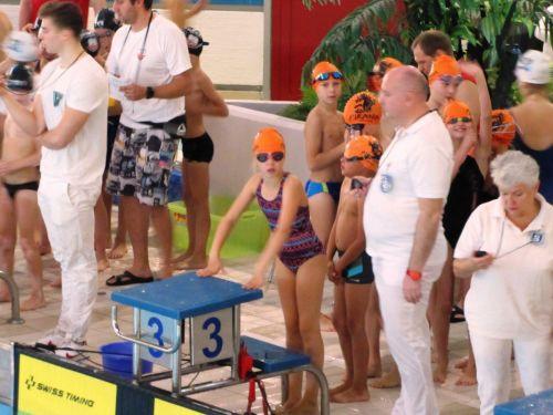Pierwszy krok pływacki - III runda