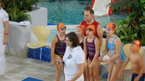 Pierwszy krok pływacki - IV runda